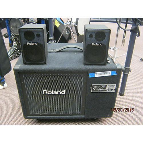 Roland PM03 Drum Amplifier-thumbnail