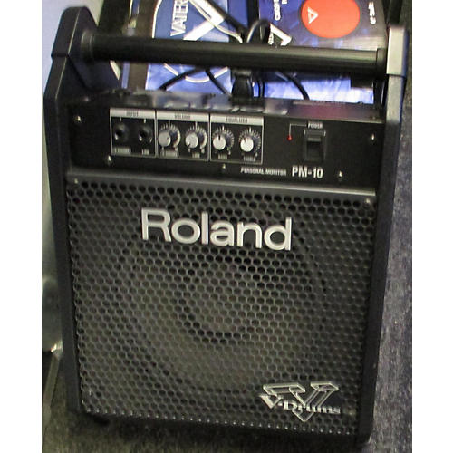 Roland PM10 30W Drum Amplifier-thumbnail