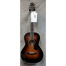 Fender PM2 Parlor Acoustic Electric Guitar
