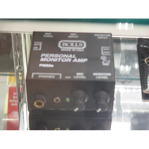 Rolls PM50S Headphone Amp