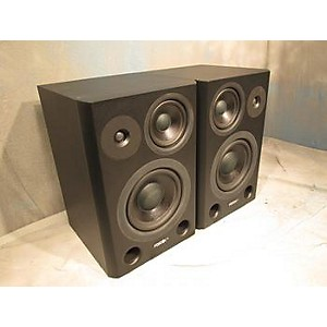 Pre-owned Fostex PM641 Pair Powered Monitor