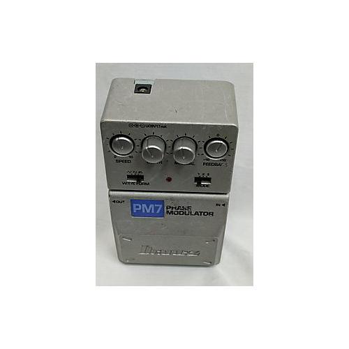 Ibanez PM7 Phase Modulator Effect Pedal-thumbnail
