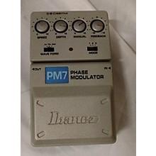 Ibanez PM7 Phase Modulator Effect Pedal