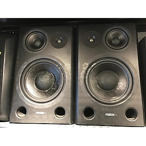 Pre-owned Fostex PM841 PAIR Powered Monitor by Fostex