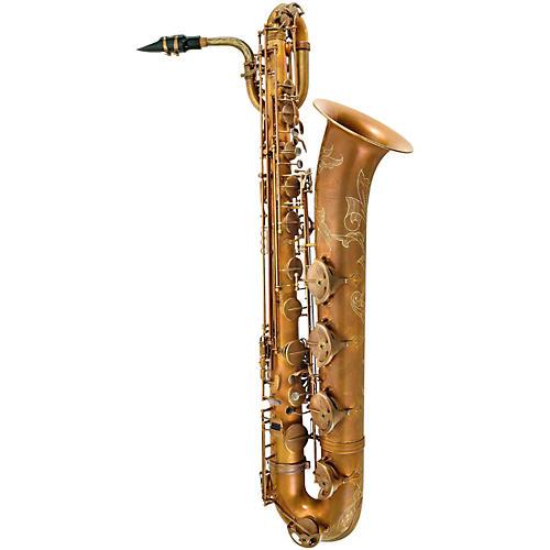 P. Mauriat PMB-300 Professional Baritone Saxophone-thumbnail