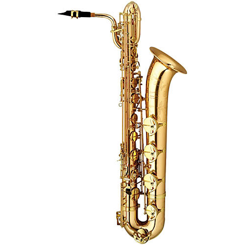 P. Mauriat PMB-301GL Professional Baritone Saxophone Gold Lacquer