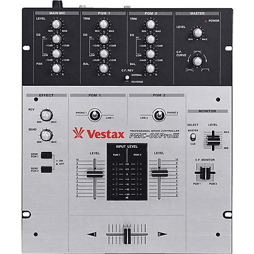 Vestax PMC-05PROIII DJ Mixer