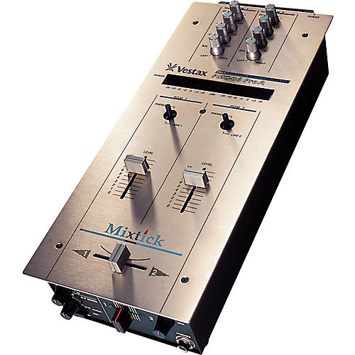 Vestax PMC-06 Pro A 2 Channel DJ Scratch Mixer-thumbnail