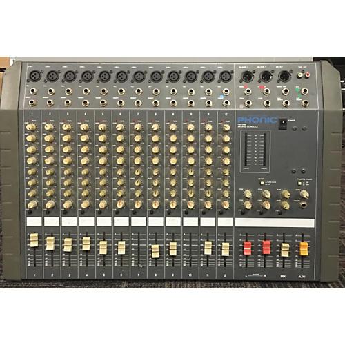 Phonic PMC1202B Unpowered Mixer