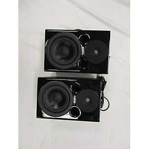 Pre-owned Fostex PMO.4 PAIR Powered Monitor by Fostex