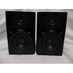 Pre-owned Fostex PMO4N PAIR Powered Monitor by Fostex