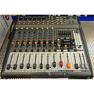 Click to buy Pre-owned Behringer PMP1000 Powered Mixer by Behringer.