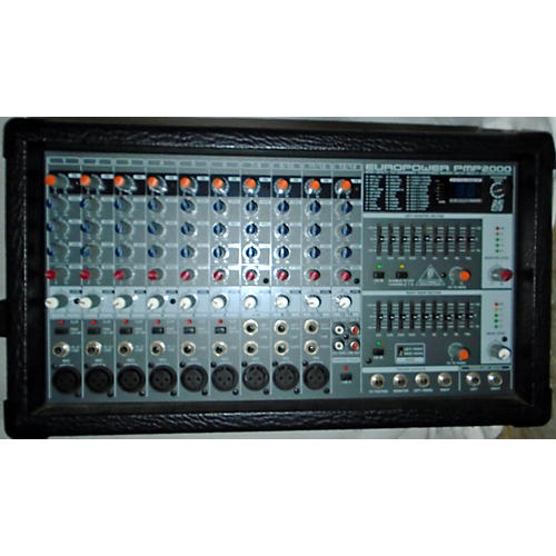 Behringer PMP1680S Powered Mixer