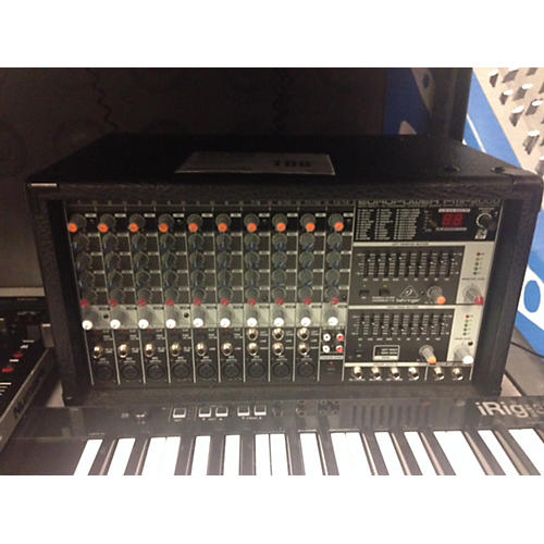 Behringer PMP2000 Powered Mixer-thumbnail