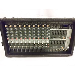 Pre-owned Behringer PMP2000 Powered Mixer