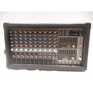 Click to buy Pre-owned Behringer PMP2000 Powered Mixer by Behringer.