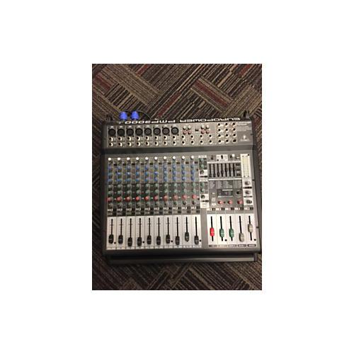 Behringer PMP3000 Powered Mixer-thumbnail