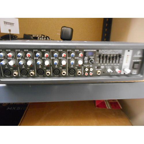 Behringer PMP518M Powered Mixer-thumbnail