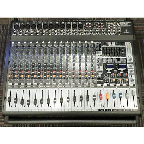 Behringer PMP6000 Powered Mixer-thumbnail