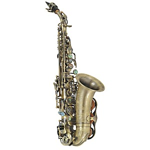 P. Mauriat PMSS-2400 DK Curved Soprano Saxophone by P Mauriat