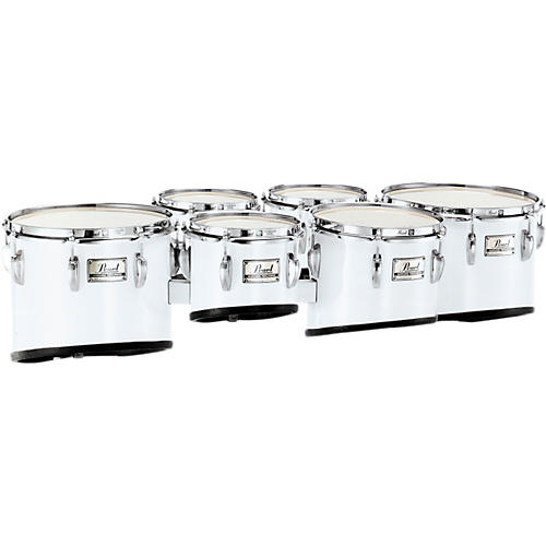 Pearl PMT-668023 Championship Maple Marching Sextet Tom Set 6, 6, 8, 10, 12, 13-thumbnail