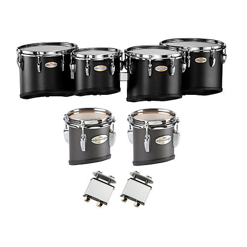 Pearl PMTC-668023 Championship Carbonply Marching Sextet Tom Set