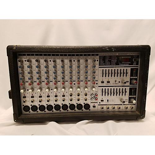 Behringer PMX2000 Power Amp