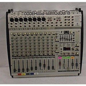 Pre-owned Behringer PMX3000 Powered Mixer