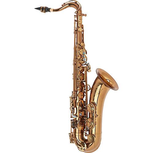 P. Mauriat PMXT-66R Series Professional Tenor Saxophone Cognac Lacquer