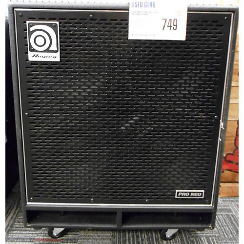 Ampeg PN410HLF 850W 4x10 Bass Cabinet-thumbnail
