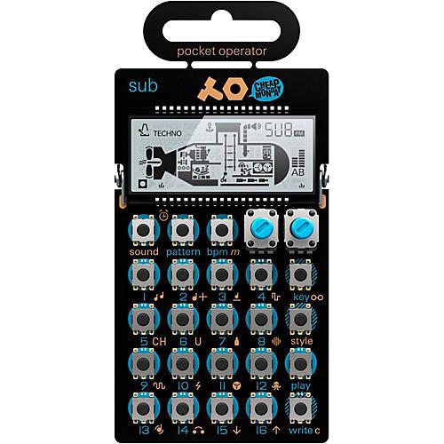 Teenage Engineering PO-14 Sub Pocket Operator-thumbnail