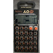 Teenage Engineering PO-16 Factory Pocket Operator Synthesizer