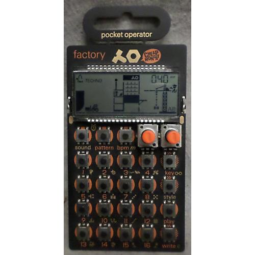 Teenage Engineering PO-16 Factory Pocket Operator Synthesizer-thumbnail