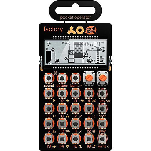 Teenage Engineering PO-16 Factory Pocket Operator-thumbnail