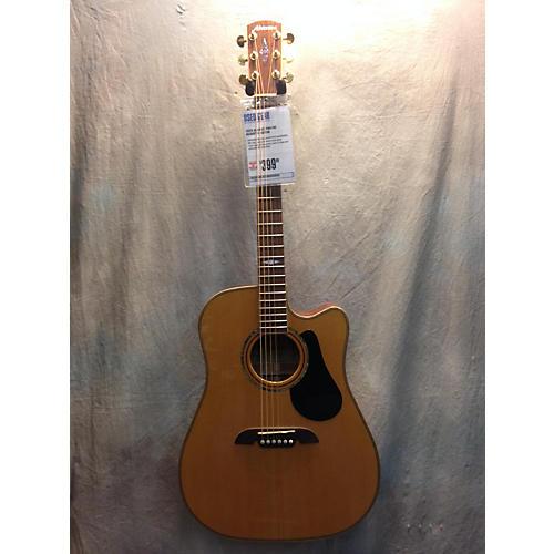 Alvarez PO410C Acoustic Guitar-thumbnail