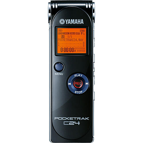 Yamaha POCKETRAK C24 2GB Pocket Recorder