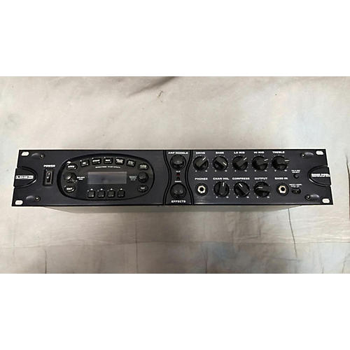 Line 6 POD ULTIMATE TONE FOR BASS Bass Preamp-thumbnail