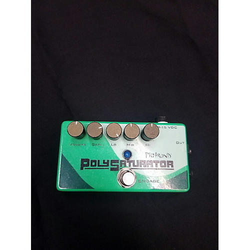 Pigtronix POLLYSATURATOR Effect Pedal