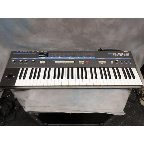 Korg POLY 61 Synthesizer