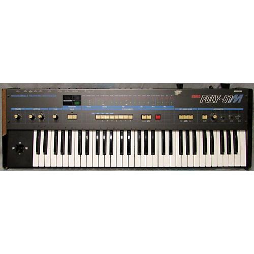 Korg POLY 61 Synthesizer-thumbnail