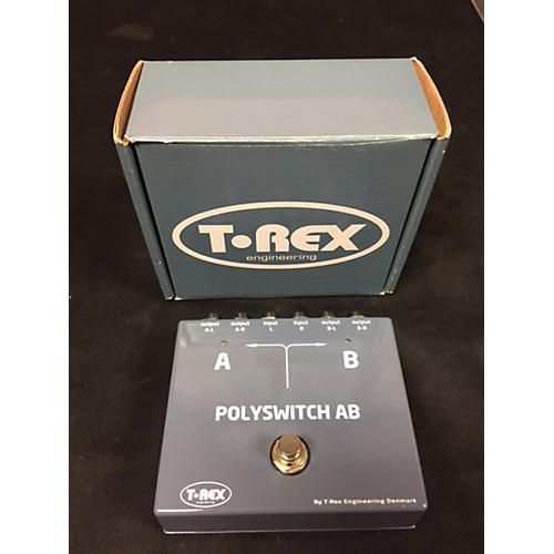 T-Rex Engineering POLYSWITCH Pedal