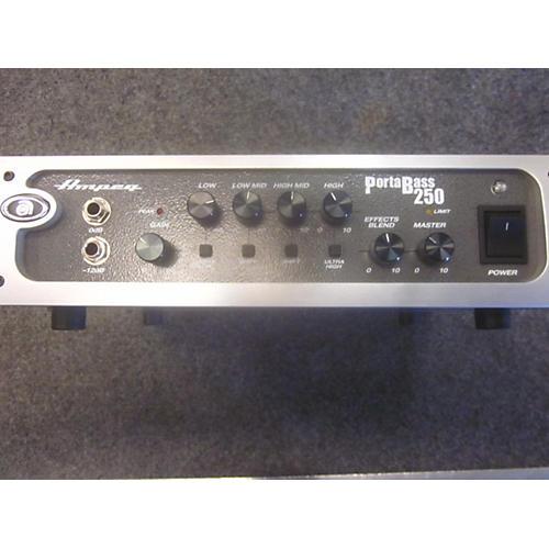 Ampeg PORTABASS 2 Bass Amp Head