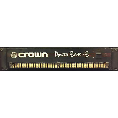 Crown POWER BASE 3 Power Amp-thumbnail