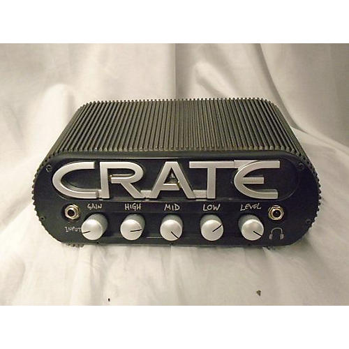 Crate POWER BLOCK Bass Amp Head