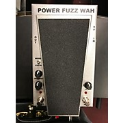 Morley POWER FUZZ WAH - CLIFF BURTON TRIBUTE SERIES Bass Effect Pedal