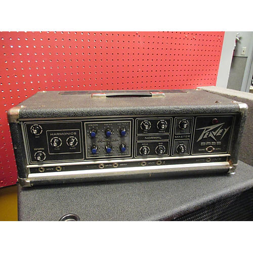 used peavey power module series 400 bass amp head guitar center. Black Bedroom Furniture Sets. Home Design Ideas