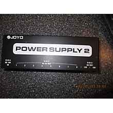 Joyo POWER SUPPLY 2 Pedal