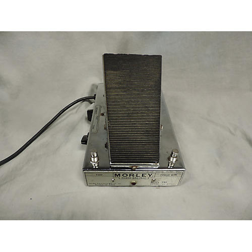 Morley POWER WAH Effect Pedal