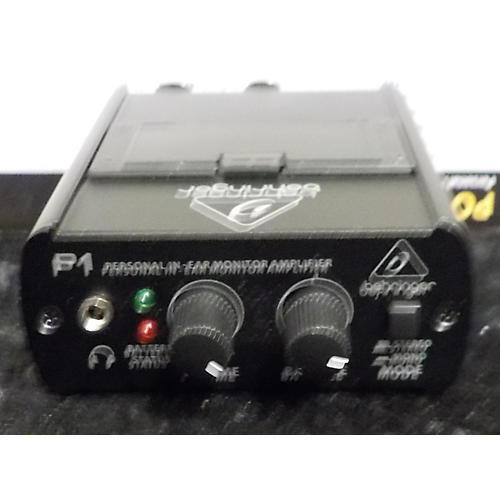 Behringer POWERPLAY P1 Headphone Amp