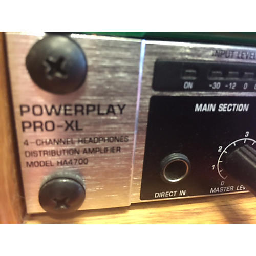 Behringer POWERPLAY PRO-XL Headphone Amp